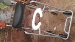 Cadeira de banho para deficiente