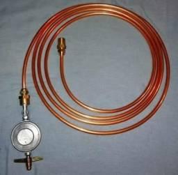 Instalação e conversão de gás