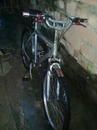 Vendo bike de alumínio