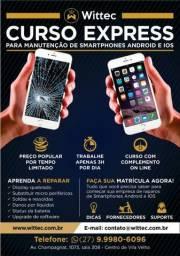 Curso de Manutenção de Iphone/Curso de Smartphones