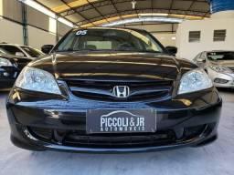 Honda Civic 1.7 Automatico Vendo troco e financio - 2005
