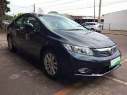 Honda/civic 1.8 lxs automático (35.000,00 de entrada) mais parcelas (consórcio) - 2014