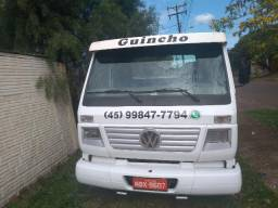 Caminhão guincho plataforma - 2001