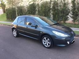 """Peugeot 307 Presence 1.6 16v 2009/2009 """"Único dono"""""""