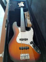 Baixo - Jass Bass Squier Carlifornia com Case