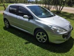 Peugeot 307 1.6 2011 com teto - 2011