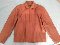 Jaqueta em Couro legítimo (venda / troca)
