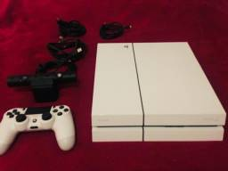 PlayStation 4 branco importado