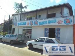 Casa comercial para venda em palmares do sul, centro, 3 dormitórios, 1 banheiro, 1 vaga