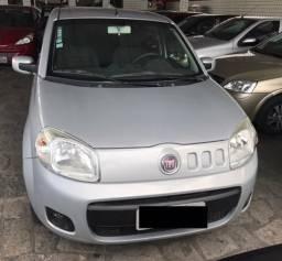 Fiat Uno Vivace 1.0 Prata Completo super conservado