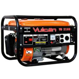 Gerador de Energia a Gasolina 4T - Vulcan 3100W
