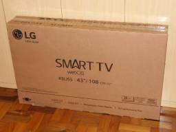 LG Smart 43 pol full hd wifi Netflix Tv novíssima zerada em P.Alegre-rs