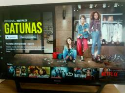Smart TV Sony 32 HD, 3 meses de uso