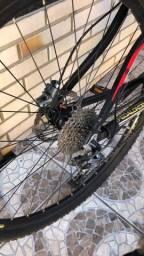 Bike TSW alívio 2017 com 300km