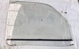 Vidro Porta Dianteira Direita Effa Cabine Dupla 2011 #8030