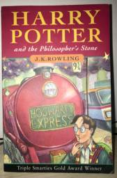 Livro: Harry Potter and the Philosopher's Stone
