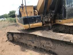 Escavadeira hidráulica caterpilar 320d