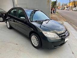 CIVIC 2004/2004 1.7 EX 16V GASOLINA 4P AUTOMÁTICO - 2004
