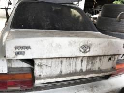 Tampa de mala Toyota Corolla 1995 sucata peças