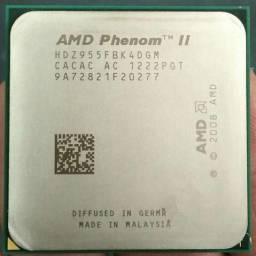 Processador AMD Phenom x4 955 180R$