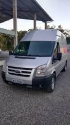Vendo ford transit com ar condicionado - 2011
