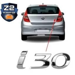 Emblema Letreiro Cromado Hyundai I30 2009 2010 2011 12 13 15