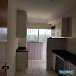 Apartamento com 3 dormitórios à venda, 70 m² por R$ 260.000 - Centro - Caldas Novas/GO