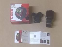 Relógio Smartwatch Bluetooth Tomate MTR-23 Multifuncional