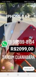APPLE - IPHONE 8 DE 64 GB VITRINE; 64 GB