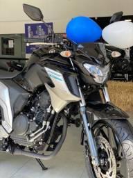 Promoção Yamaha Fazer 250 2020/21 0km - R$2.500,00