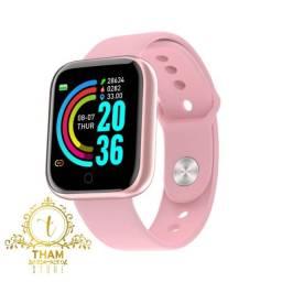 Smartwatch D20 Relogio Inteligente Masculino e Feminino