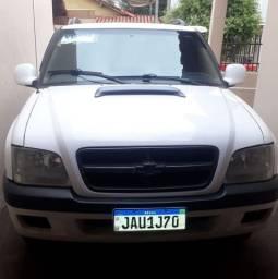 Caminhonete S10 2008 EXEC. Completa 2.8 Diesel