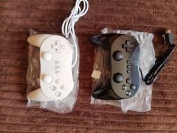 Controles Wii e Wii U Novos