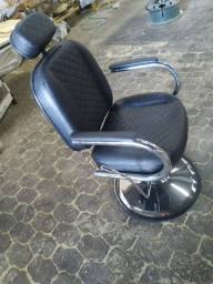 Cadeira hidráulica salão beleza *** fábrica de móveis pra salão de beleza