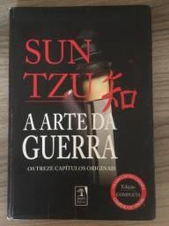 Livro A arte da guerra de Sun Tzu - ( Capa Dura)