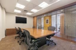 Espaço de escritório pronto para usar que acomoda uma em crescimento de até 10 pessoas