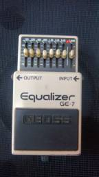 GEB-7 Bass Equalizer BOSS