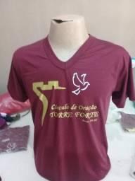 Camisetas e uniformes personalizados