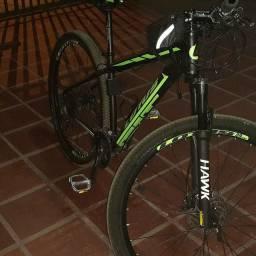 Bike marca cairu, modelo lotus scorpion semi nova