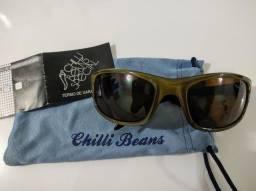 Óculos de sol Chilli Beans Original - lente marrom