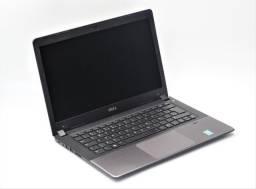 Título do anúncio: Notebook Dell Vostro 5470 Core i5 4ªger Nvidea Gt 740m 2GB dedicado 4GB Ram NF até 12x