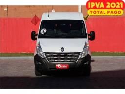 Título do anúncio: Renault Master 2020 2.3 dci diesel minibus executive 16l l3h2 3p manual