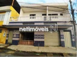Casa à venda com 4 dormitórios em Caiçaras, Belo horizonte cod:169612