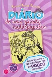 Livro - Diário De Uma Garota Nada Popular