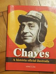 Livro Chaves - A História
