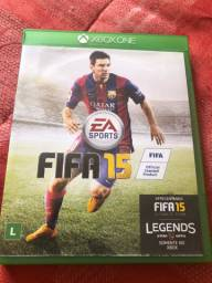 Jogo Xbox One FIFA 15