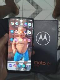 Título do anúncio: Motorola e7 Plus