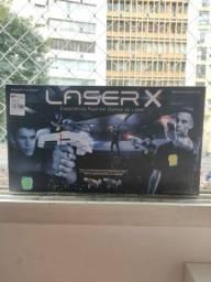 Laser X duplo Grande