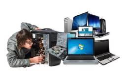 Técnico (Manutenção) de Informática - Promoção: Visita Técnica R$ 45   Formatação R$ 65