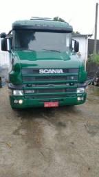 Caminhão scania 2005